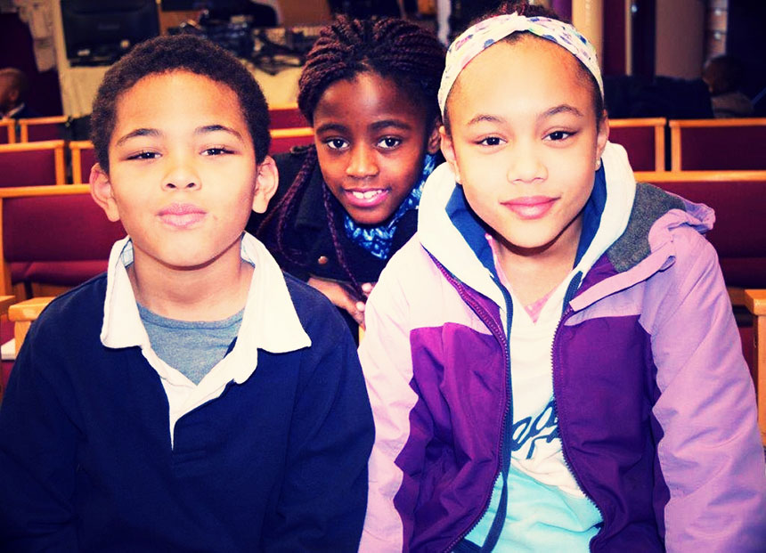 Quest Children at South Street Baptist Church